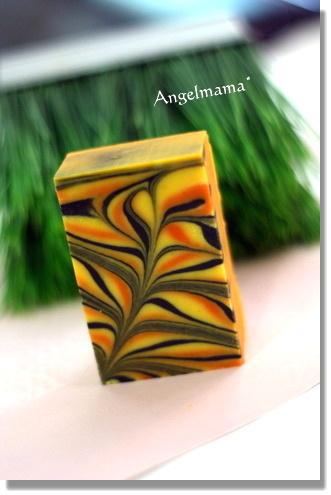 紅棕茶樹母乳皂01