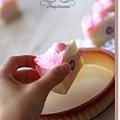 草莓甜心蛋糕皂01