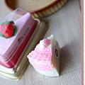 草莓甜心蛋糕皂03