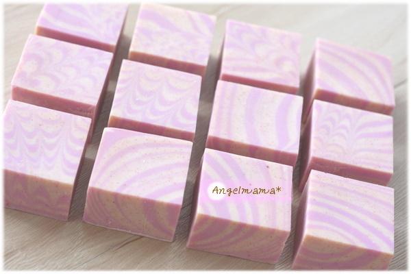 玫瑰天竺葵馬賽皂04