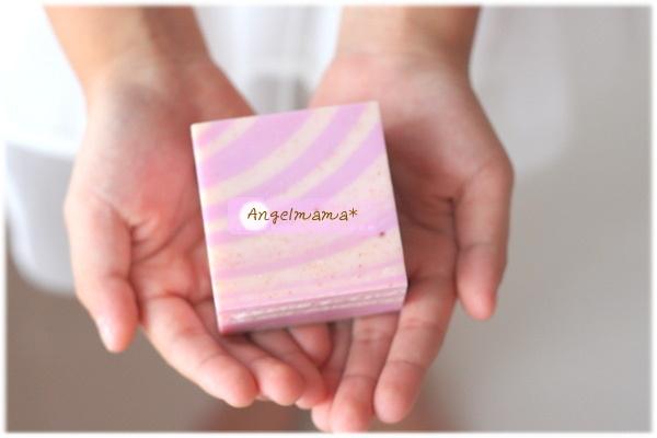玫瑰天竺葵馬賽皂06