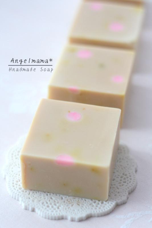 金盞繽紛馬賽皂
