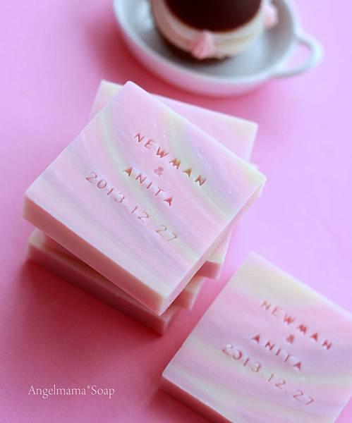 【婚禮皂系列】愛的渲渦