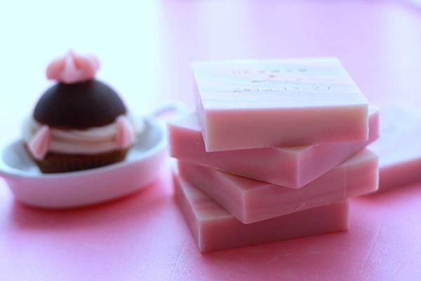 【婚禮小物】玫瑰天竺葵馬賽皂