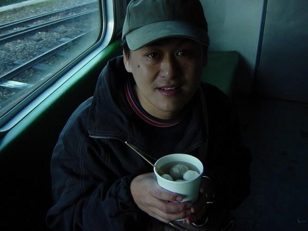 耶....我也有貢丸湯喝