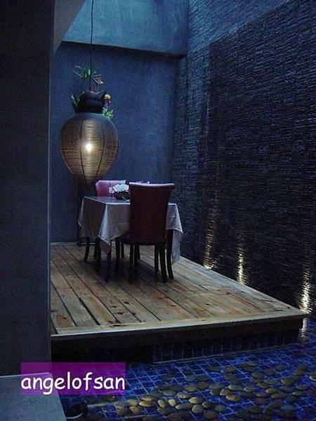 有室外用餐處