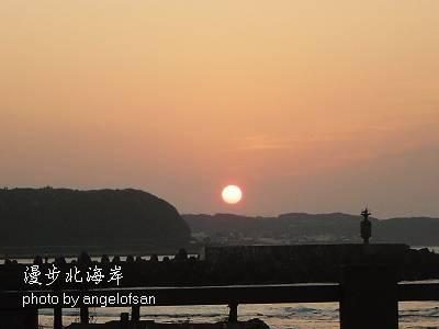太陽紅通通像蛋黃,看來真可口