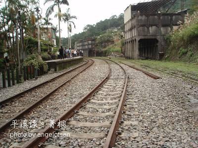 要注意火車進站時間喔