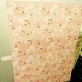 成品 - 厚紙板x2 - 包裝紙x2 -