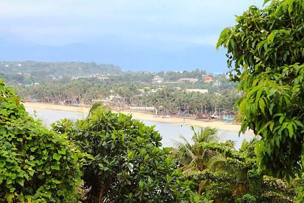 這邊就是東岸,每年的十一月~隔年的六月適合玩風箏浪板