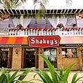 睡了長長午覺之後,準備覓食~直接選飯店隔壁的Shakey&...