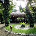 號稱世界級的頂級spa,也是島上最高檔的。