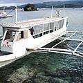 Nami有自己的螃蟹船,所以不需要船票