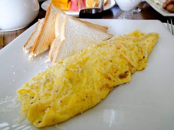 在這每天都會想吃蛋捲當早餐~