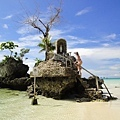 聖母礁岩,這張好像天堂! 尤其是人物好加分