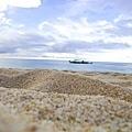 就是這是貝殼沙灘-與white beach的麵粉不同