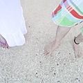 好啦,超粗的灘....我也不喜歡這裡