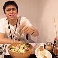 我跟胡瓜用餐~