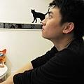 吃貓的男孩