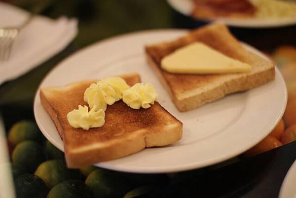 超可愛的奶油,光看就讓我食慾大開