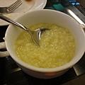 這是一鍋讓我驚豔的雞肉粥,好好吃~