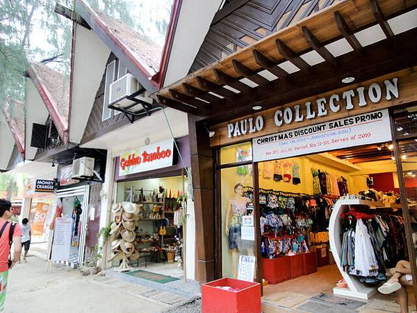Dmall有一些高級商店~貴桑桑的東西