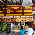 很知名的連鎖烤雞店【Andok's】