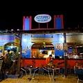 AZZURRO Resort附設的Bar,應該是緣分,就挑...