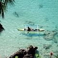 應該是來接遊客要去island hopping