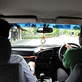 計程車櫃雖貴但真的是最舒適的交通工具