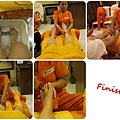 Tai massage--foot
