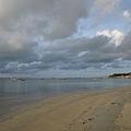 這邊是拉邁海灘的南端了...好像是走漁村路線