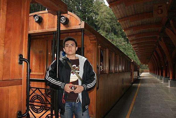 檜木火車~~~