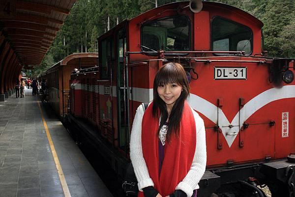 檜木火車2