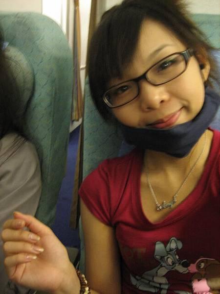搭飛機必備口罩!!