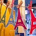 他們的名片好可愛! 是東京鐵塔嗎?!