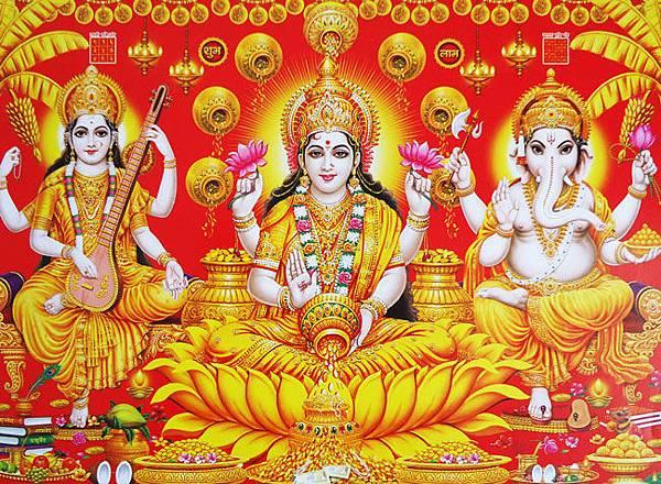 god_sarashwathi_maha_lakshmi_vinayagar_images