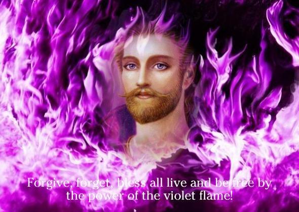 紫色火焰02