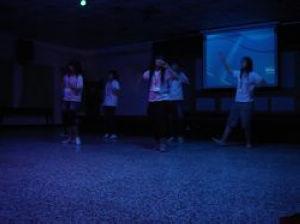 學姊們再跳舞
