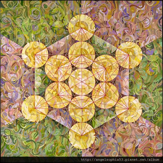 神聖幾何圖形1