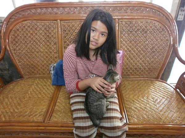 蘇妃雅與女兒二訪打狗文史會社5