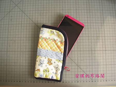 L型手機袋