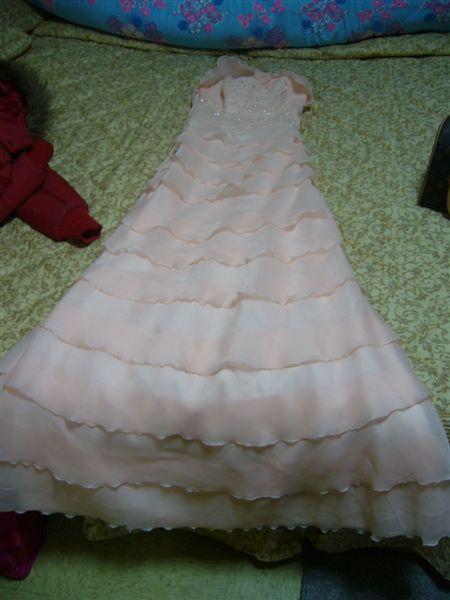 板橋蘇菲雅的禮服