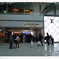 仁川機場交通與退稅17