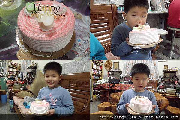 弟弟的生日會