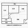 竹北【高鐵特區】富宇-水怡園 甜蜜首購(格局圖)