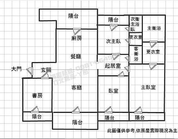 竹北【高鐵特區】中悅豪宅景觀大戶 --- 竹北21世紀-ㄚ彤