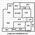 竹北【台科大特區】科大將3房 格局圖