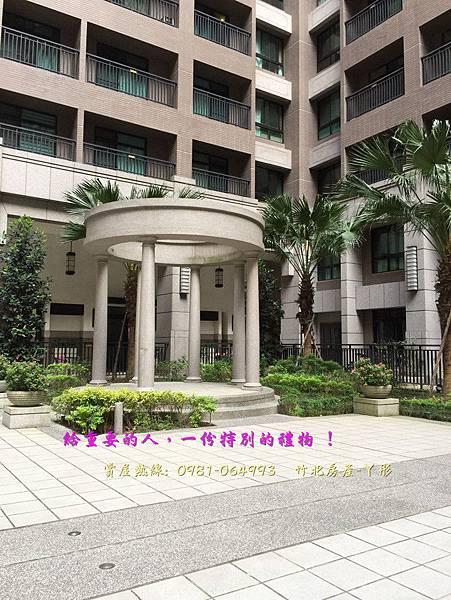 竹北高鐵【台科大特區】成功國中。御美學4房