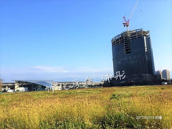 新竹竹北高鐵特區「暐順經貿大樓」